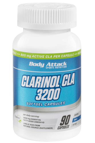 Body Attack – Clarinol CLA 3200