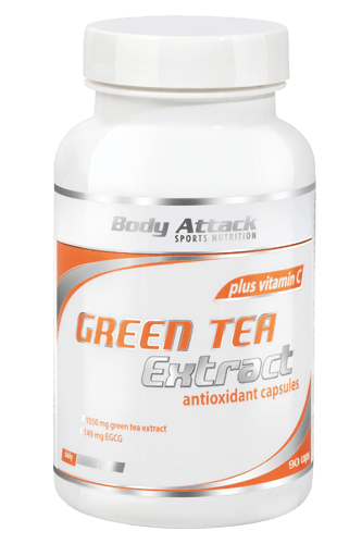 Body Attack – Green Tea Extract